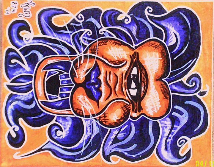 1-eyed lion - kwn