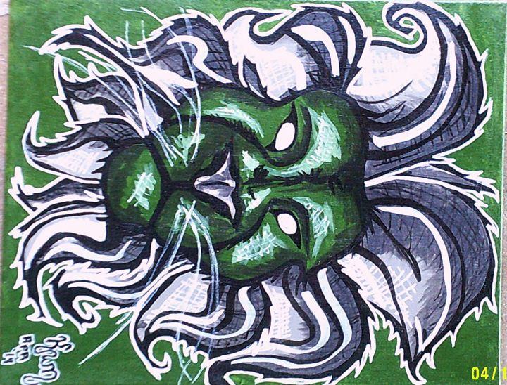 green lion - kwn