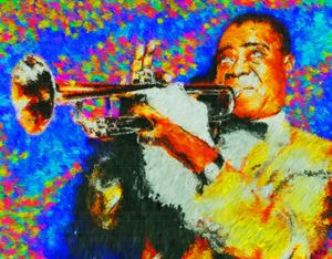 "Louis ""pops"" Armstrong"