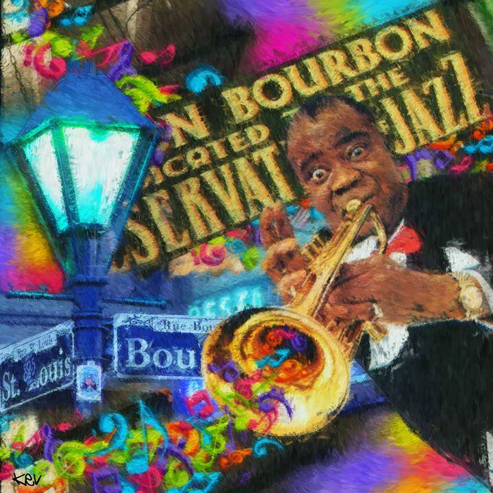 Maison Bourbon - Kevin Rogerson