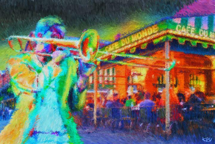 Cafe DuMonde - Kevin Rogerson