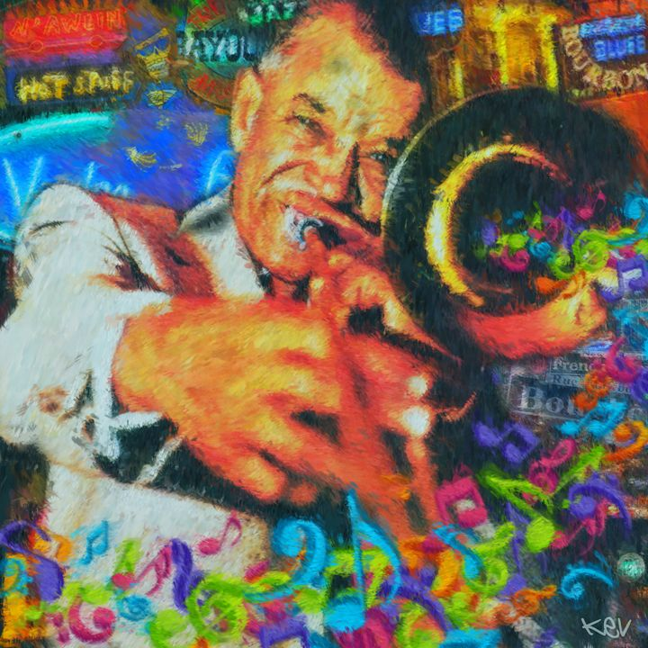 Kid Ory - Kevin Rogerson