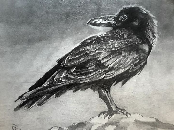 Nevermore - Kristal Melody Art