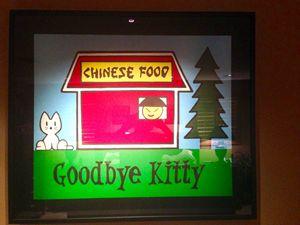 Goodbye Kitty - Chinese Restaurant