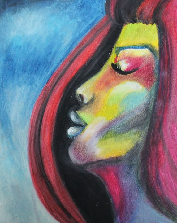 Bask - Daphne Layne Fine Art