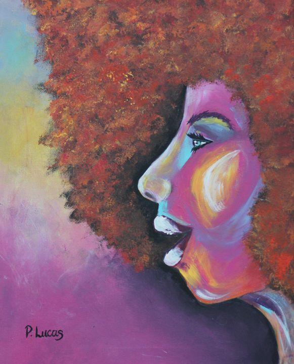 The Jazz Singer - Daphne Layne Fine Art