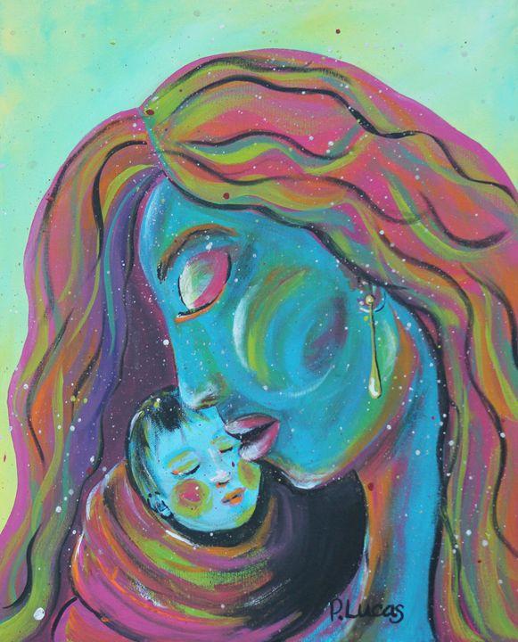 Gaia - Daphne Layne Fine Art