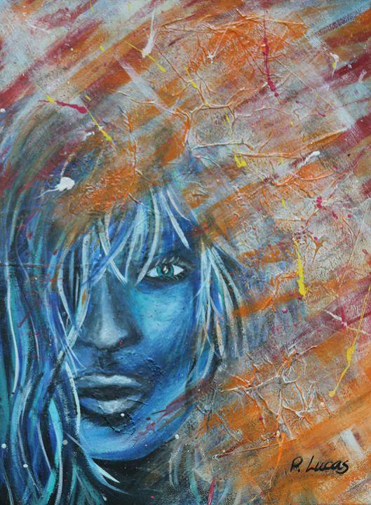 Stormy - Daphne Layne Fine Art