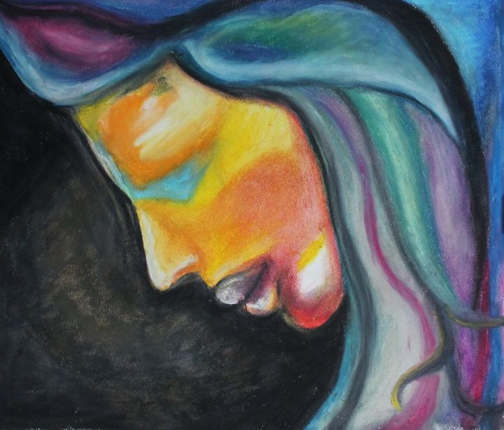 Meditate - Daphne Layne Fine Art