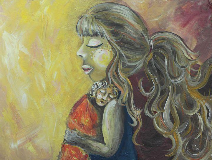 Breath - Daphne Layne Fine Art