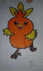 Torch Chick Pokémon