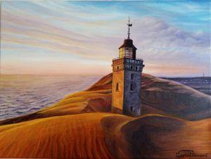 Lighthouse Rubjerg Knude