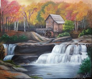 The West Virginia's Mill