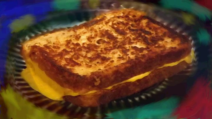 """""""Grilled Cheese Sandwich"""" - The Photography of Michael C Bertsch"""