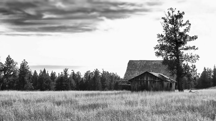 """""""Old Barn"""" - The Photography of Michael C Bertsch"""