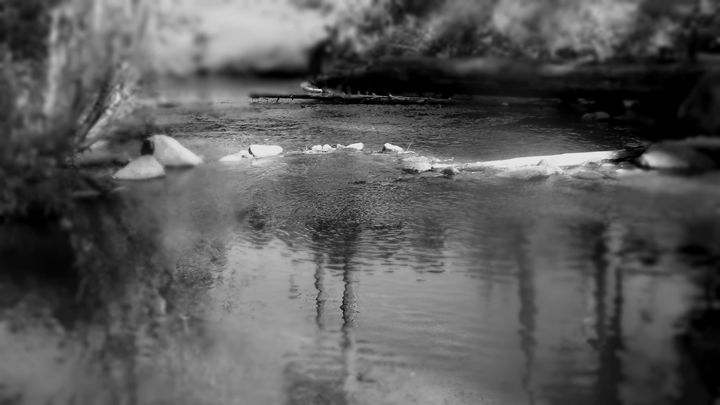 """""""River in Bend"""" - The Photography of Michael C Bertsch"""