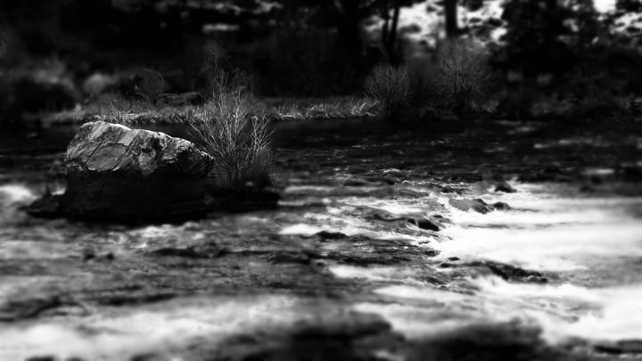 """River with rapids"" - The Photography of Michael C Bertsch"
