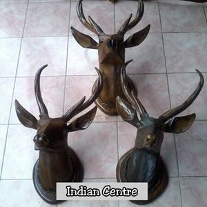 Deer Head (Kepala rusa) - Indian Centre