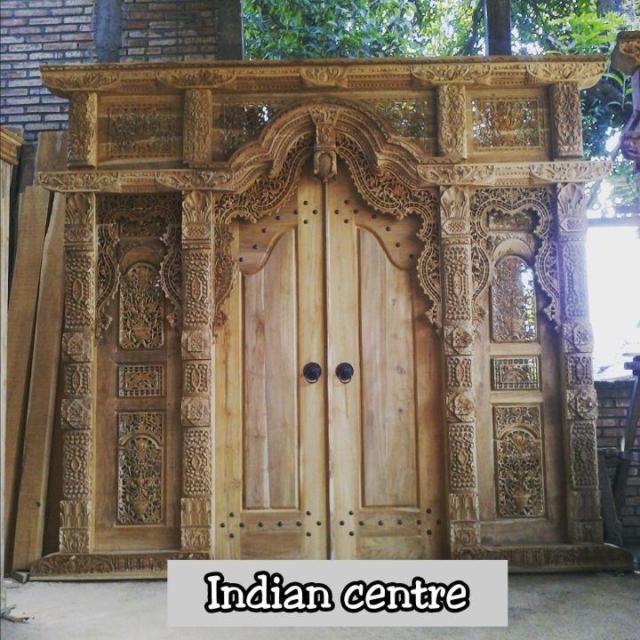 Door gebyok house - Indian Centre