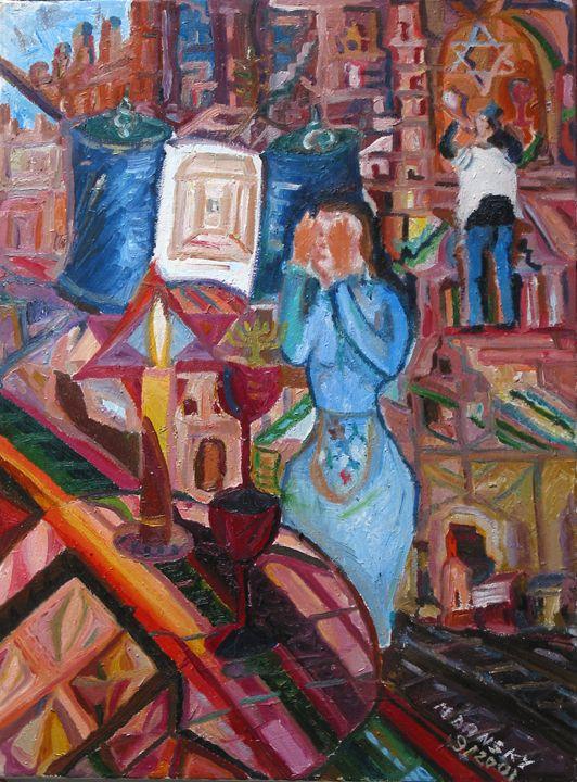 Prayer Cup - Montreal Artist