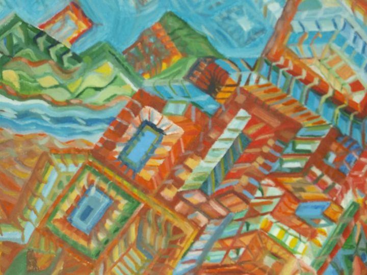 Mutidimensial Views III - Montreal Artist