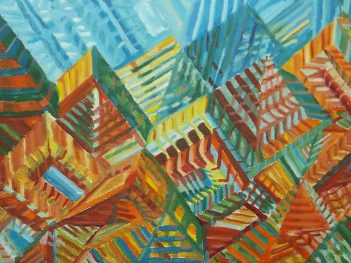 Multidimensional Views 1V - Montreal Artist