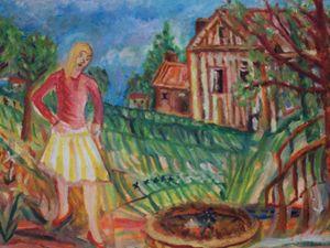 Violet 1 - Montreal Artist