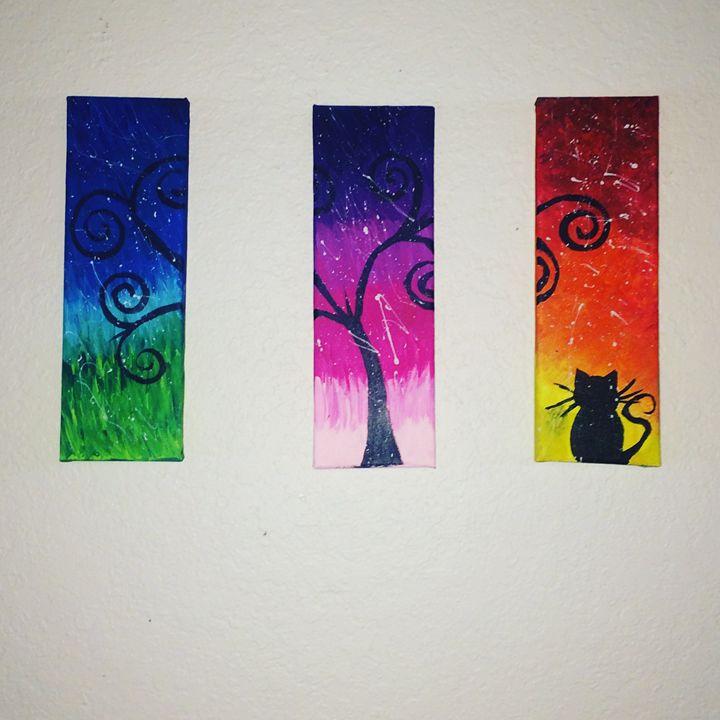 Rainbow meow - Cassmeetsworld