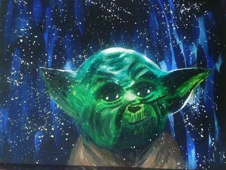 Yoda - Cassmeetsworld