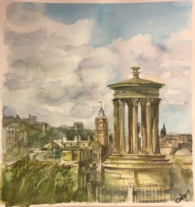 Edinburgh - HobbyNebul