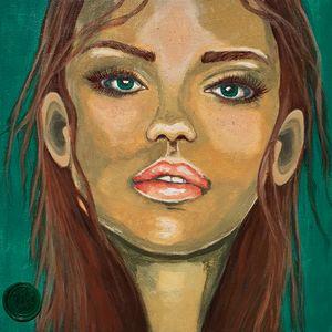 Portrait of a woman #8