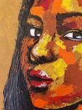 Portrait of a woman #4