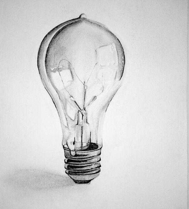 Lightbulb - A.H Artworks