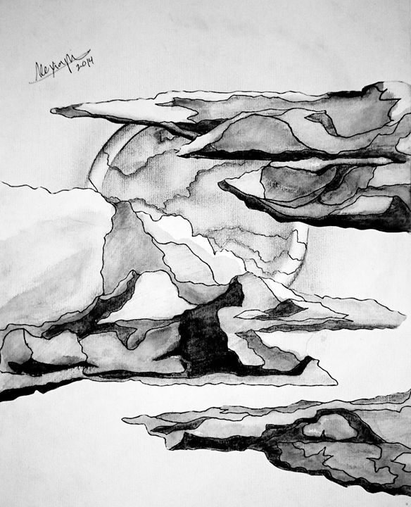 Clouds - A.H Artworks