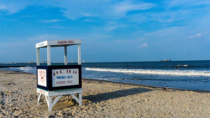 Waverly Beach Ocean City NJ - Matt Otto
