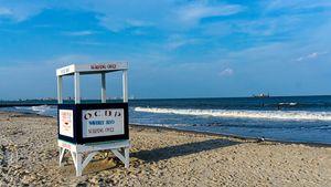 Waverly Beach Ocean City NJ