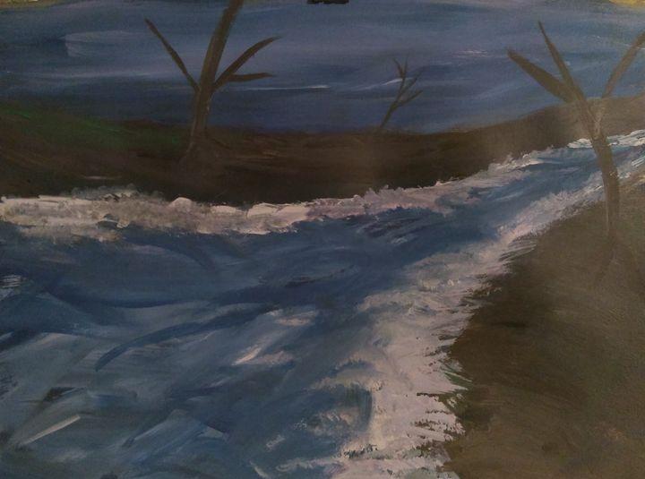 Upstream - Chuck Conner