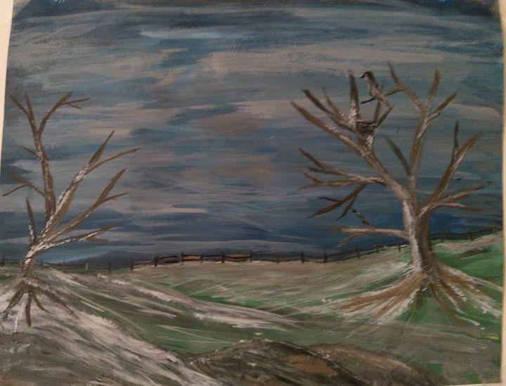 Birds Eye View - Chuck Conner