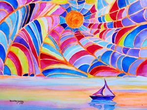 sailing into the web