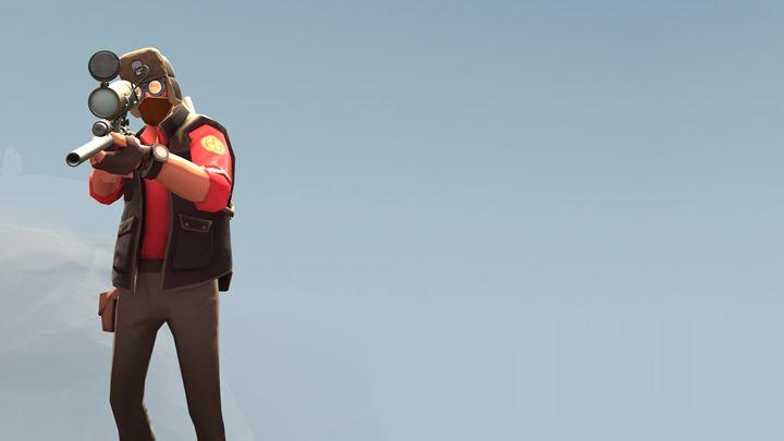 Team Fortress 2 ArtWork Sniper - My Gallery