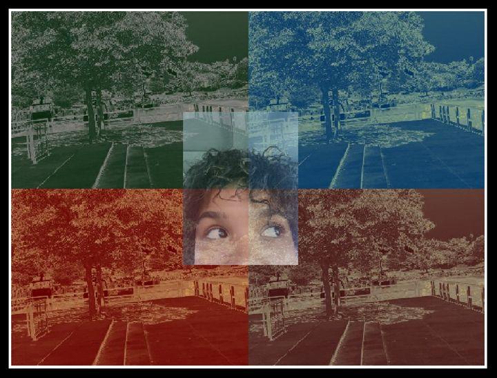 I See Trees - RahMon Martin