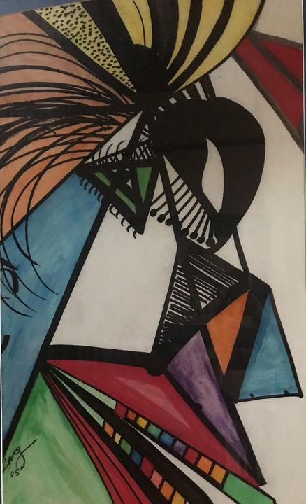 Face of Colors - RahMon Martin