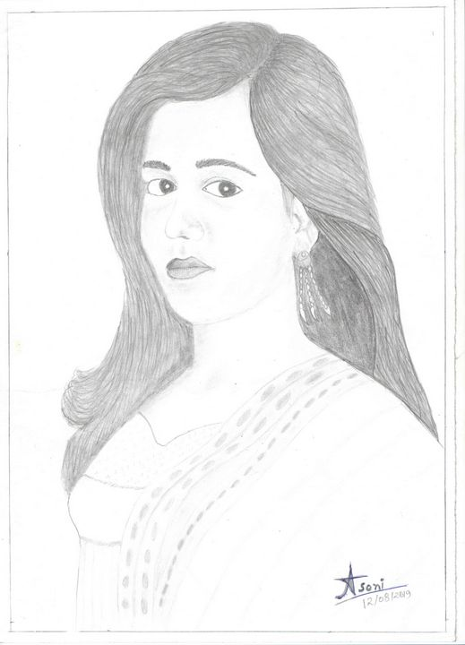 Girl Sweta - Lekh Soni
