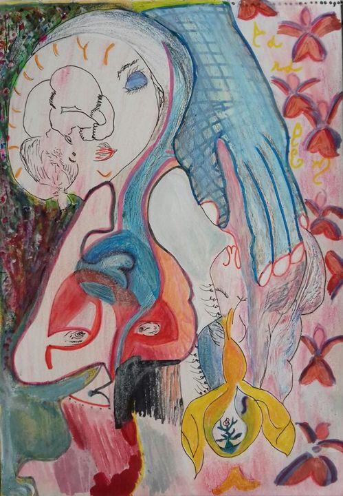 Daydream I - Darabem artist