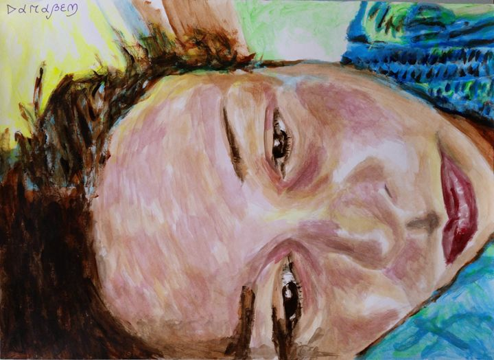Portrait and selfportrait - Darabem artist