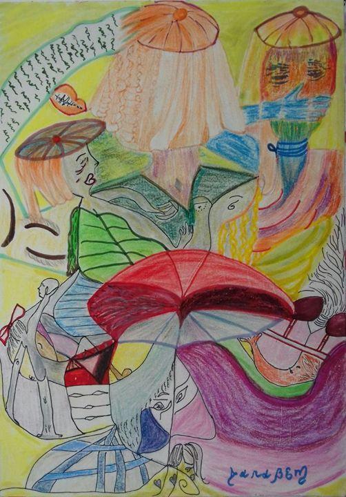 Daydream II - Darabem artist