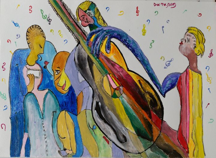 Musicians II - Darabem artist