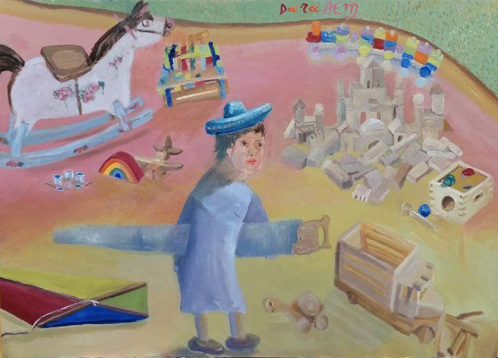 The constructor - Darabem artist