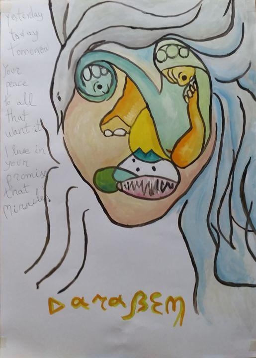 Yesterday. Today. Tomorrow - Darabem artist