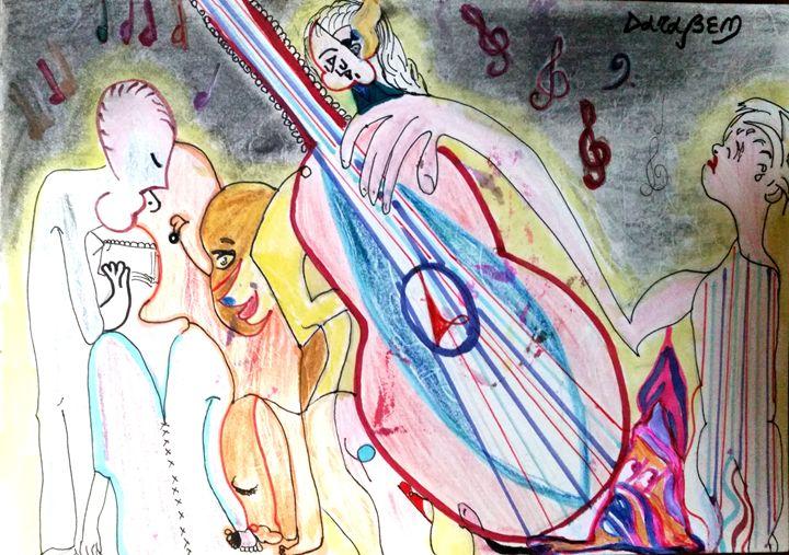 Musicians I / Casting IV - Darabem artist